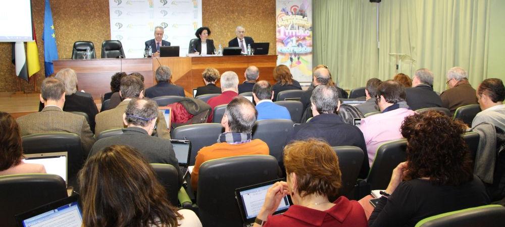 La UEx firma un convenio con el INIBEDI y establece su sede en el Rectorado de Cáceres