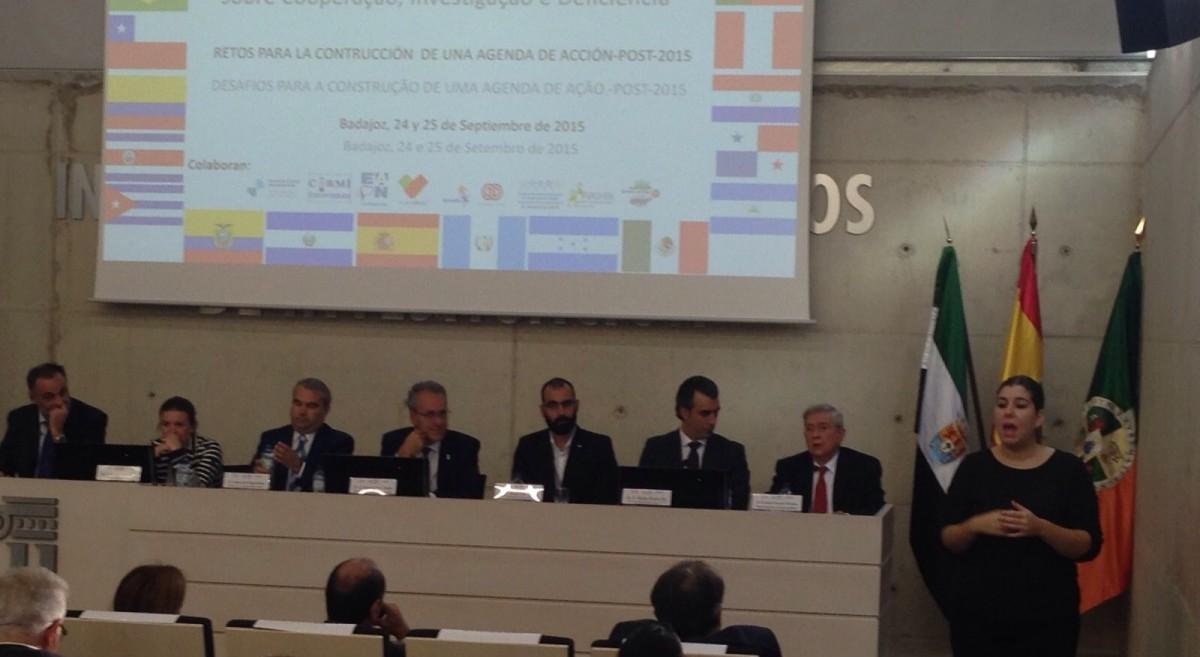 Celebrado el I Congreso Iberoamericano sobre Cooperación, Investigación y Discapacidad en Badajoz
