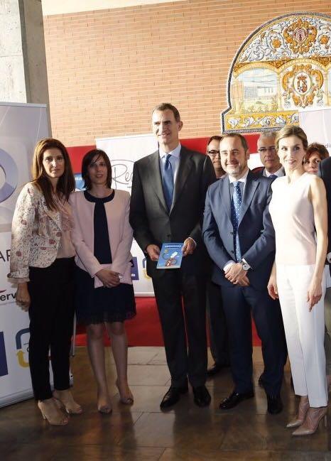 INIBEDI PARTICIPA EN LA VISITA REAL AL OBSERVATORIO DE LA ESPECIFICIDAD DE CASTILLA-LA MANCHA