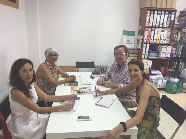 INIBEDI RECIBE A LA DIRECTORA DE LA OFICINA JURÍDICA PARA LA MUJER DE COCHABAMBA (BOLIVIA)