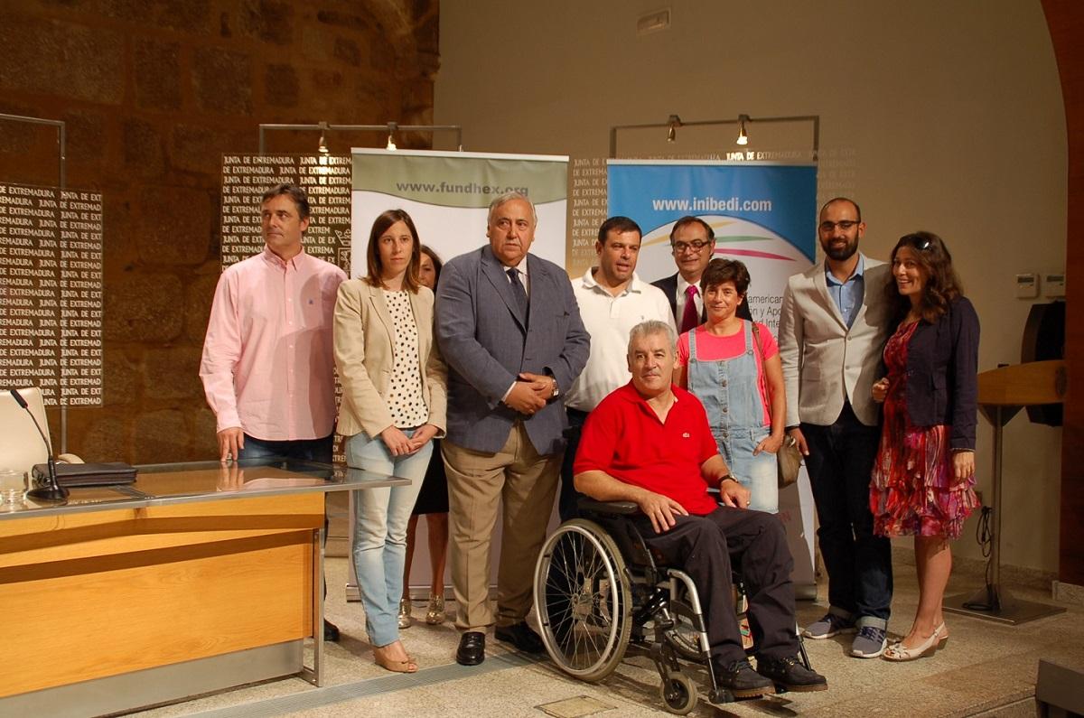II Congreso  Iberoamericano sobre Cooperación, Investigación y Discapacidad: Retos para la consecución de la accesibilidad universal