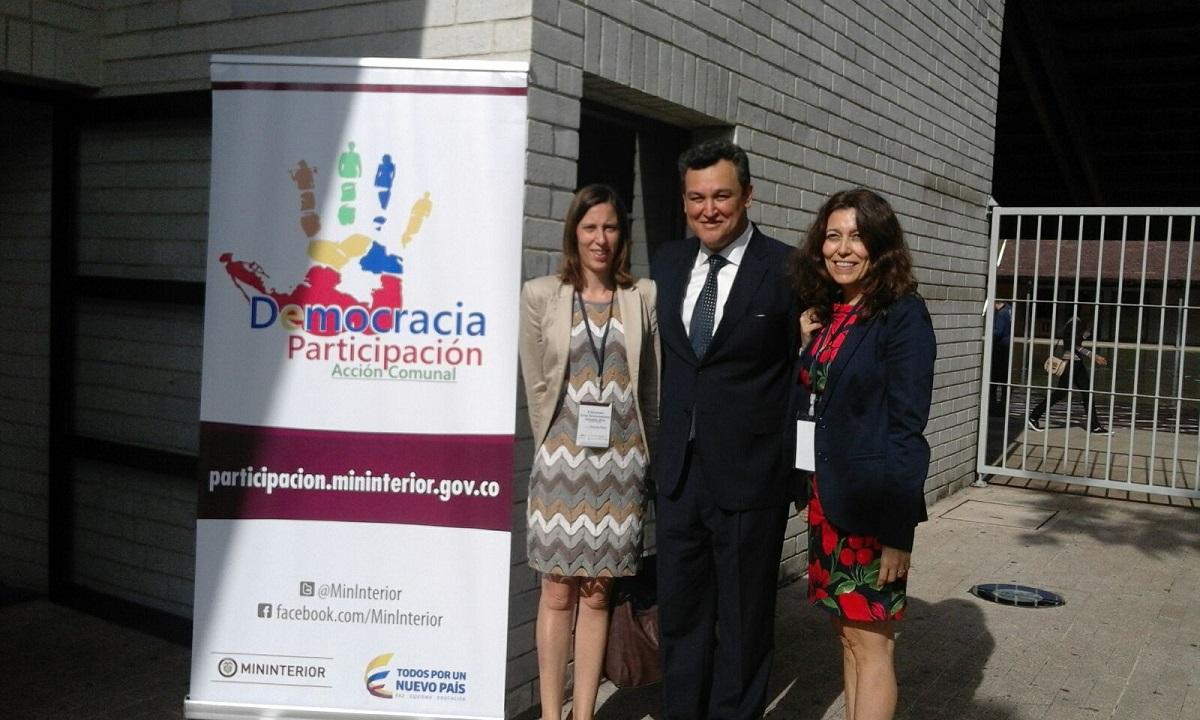 EXTREMADURA PRESENTE EN LA CUMBRE IBEROAMERICANA DE COLOMBIA