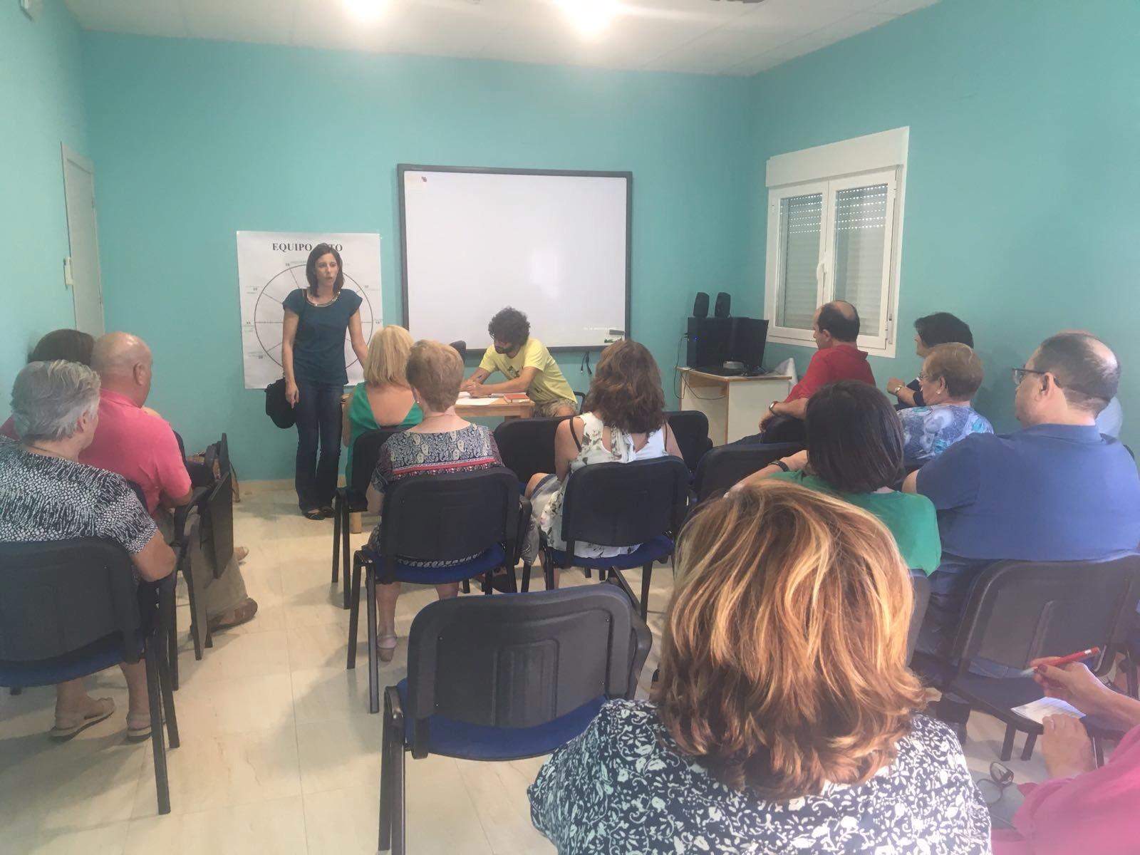 Inibedi crea el punto de apoyo a madres de personas con discapacidad intelectual en la provincia de Cáceres