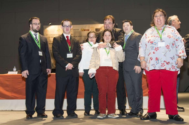 """El III Congreso Iberoamericano sobre Cooperación, Investigación y Discapacidad, """"ejemplo de cooperación de tercera generación"""