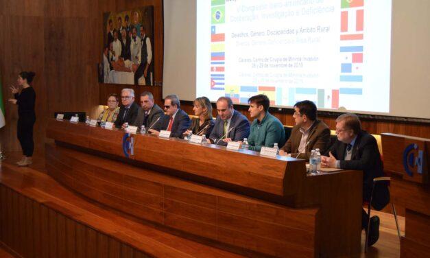 VI Congreso Iberoamericano sobre Cooperación, Investigación y Discapacidad: Derechos, Género, Discapacidad y ODS.